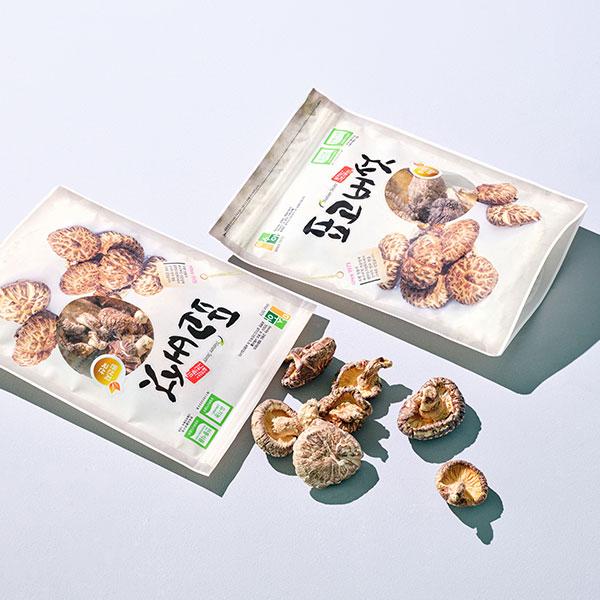 마수아 유기농 건표고버섯 (80g) 대표이미지 섬네일