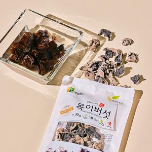 마수아 목이버섯 (30g) 대표이미지 섬네일