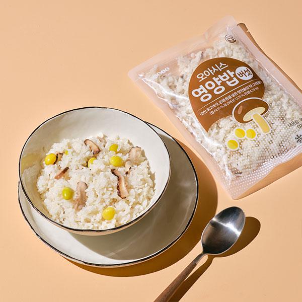 버섯 영양밥(200g) 대표이미지 섬네일
