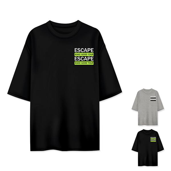[BEST]티짱 ESCAPE 5부 티셔츠