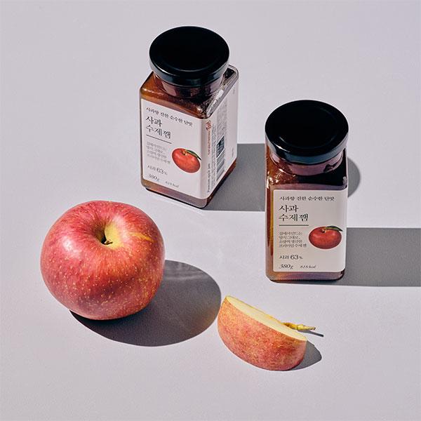 사과 수제쨈 (380g) 대표이미지 섬네일