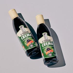 일 토리오네 유기농 발사믹 크림 소스 (250ml)