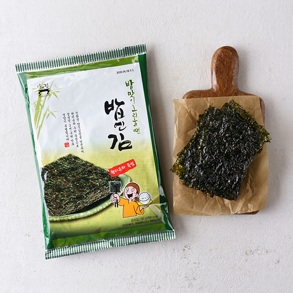 밥엔김 전장김 (30g) 대표이미지 섬네일