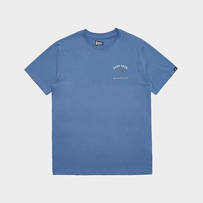 서핑 티셔츠 덕스 크루 에디션 블루