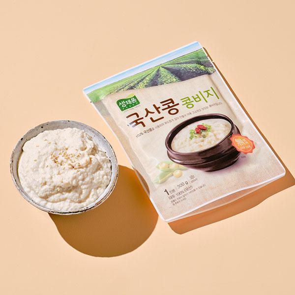 국산콩 콩비지 (300g) 대표이미지 섬네일
