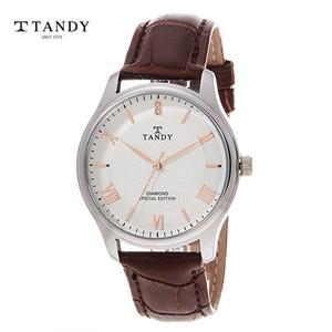 [TANDY] 탠디 다이아몬드 콜렉션 T-1663M WR 남성