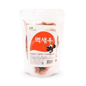 국산 먹새우(100g)
