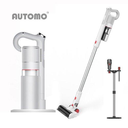 [BEST][오토모] BLDC 초강력 SLIM 무선 청소기 AVC-OTOA3(프리미엄화이트)