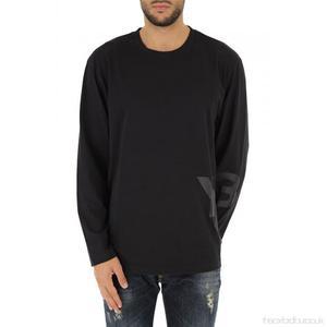 [Y-3] 롱 슬리브 로고 클래식 티셔츠 CF0445 대표이미지 섬네일