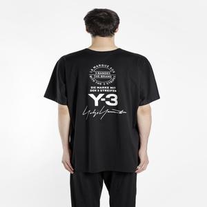 [Y-3] 반팔 티셔츠 블랙 화이트 CY6969 / CY6970 대표이미지 섬네일