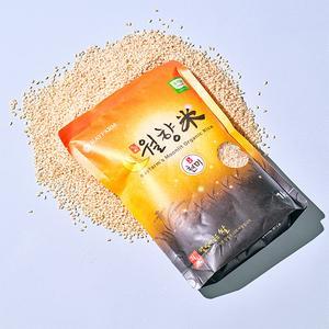 유기농 월향미 골든퀸 3호 현미 (1kg)