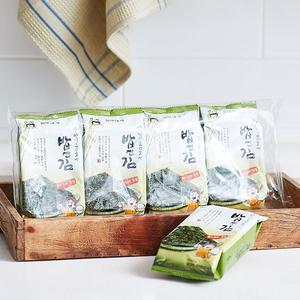 밥엔김 4단 도시락김 (4봉)