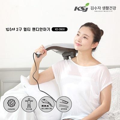[가정의달 선물추천][김수자] 2구 멀티 핸디안마기 KD-3900