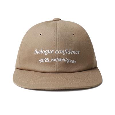 [더로그]thelogue confidence beige ballcap