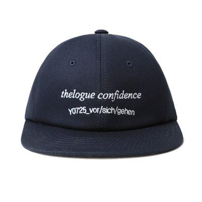 [더로그]thelogue confidence navy ballcap