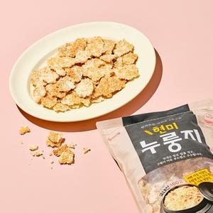 한끼든든 현미 누룽지(1kg)