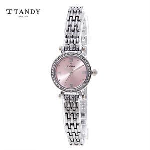 [TANDY] 탠디 메탈시계 T-6010 PK 여성