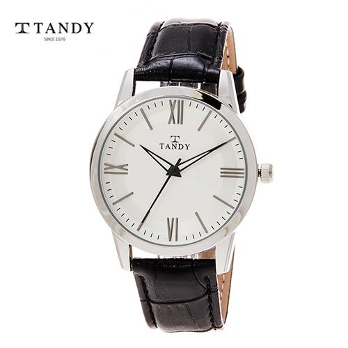 [TANDY] 탠디 클래식 시계 T1662 M 남성