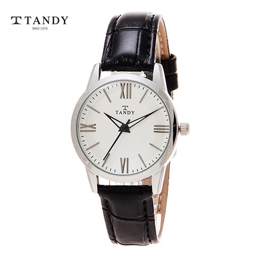 [TANDY] 탠디 클래식 시계 T1662F 여성