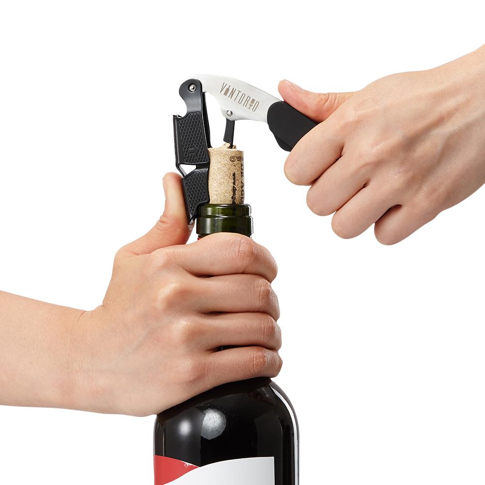 빈토리오 전문가용 와인 오프너