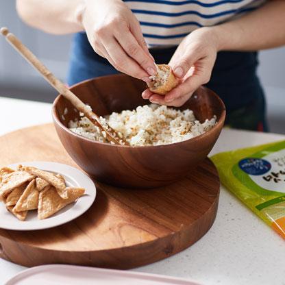 국산콩두부로 만든 유부초밥 (328g) 대표이미지 섬네일