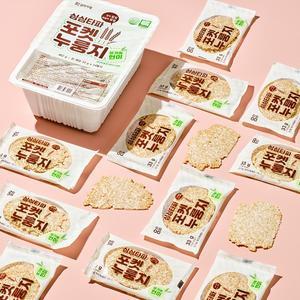 유기농 현미 포켓누룽지(462g/33gx14봉)