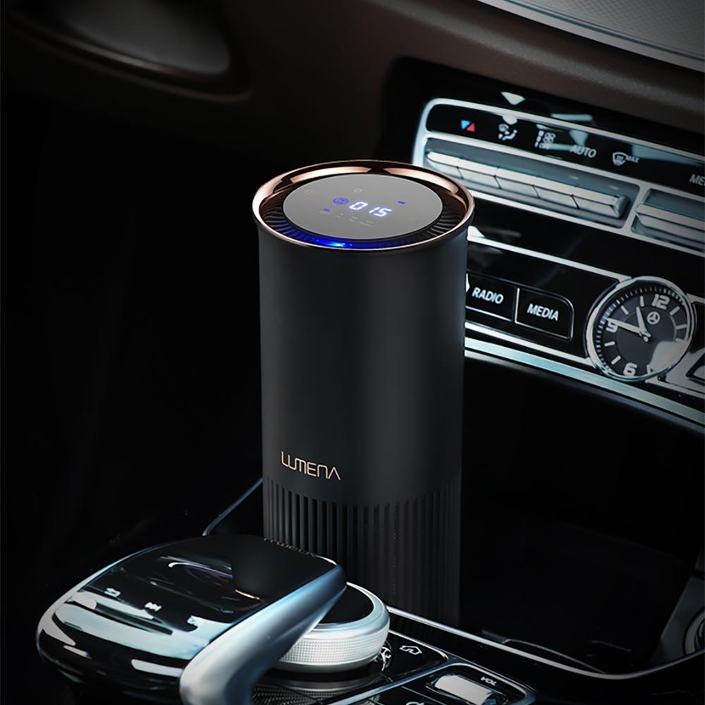 루메나 A1 차량용 무선공기청정기