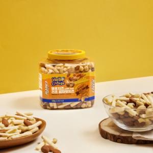 헬로치즈 건조 피자맛치즈 With Nuts (530g)