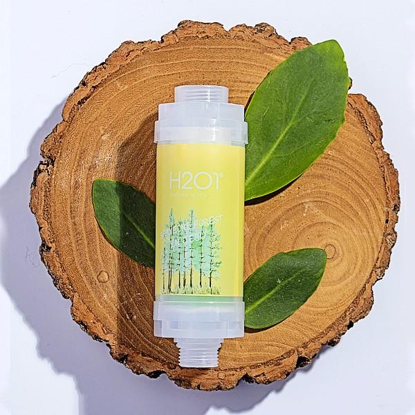 H201 비타민 샤워필터 - 사려니숲 향