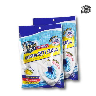 크린액티브 변기크리너 리필2팩 (32매)