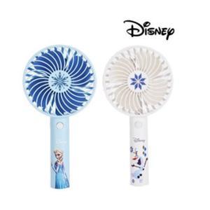 [디즈니 한정특가] NEW 겨울왕국 엘사/올라프 휴대용 선풍기