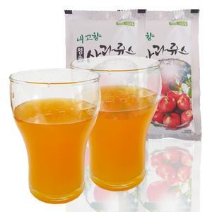 경북 청송 영양 꿀부사 100% 사과만 사과즙 120mlx50포 대표이미지 섬네일