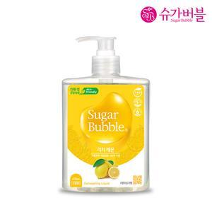 슈가버블 친환경 1종 리치 레몬 주방세제  470mL