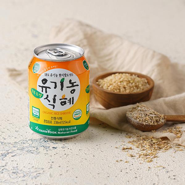 유기농 7분도쌀 식혜 (238ml) 대표이미지 섬네일