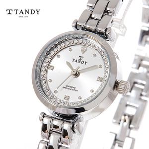 [탠디] 여성용 다이아몬드 콜렉션 T-4020 WH/RG