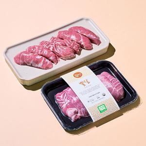 [입점특가]추억의 뒷고기 무항생제 한돈 뽈살(300g) 대표이미지 섬네일