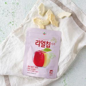 리얼칩 사과 (15g) 대표이미지 섬네일