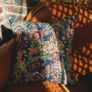 [할머니 행복 선물]왕꽃 쿠션싸개 대표이미지 섬네일