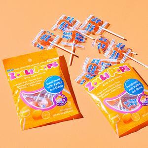 무설탕 오렌지 막대사탕(40g)