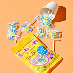 무설탕 파인애플 막대사탕(40g)