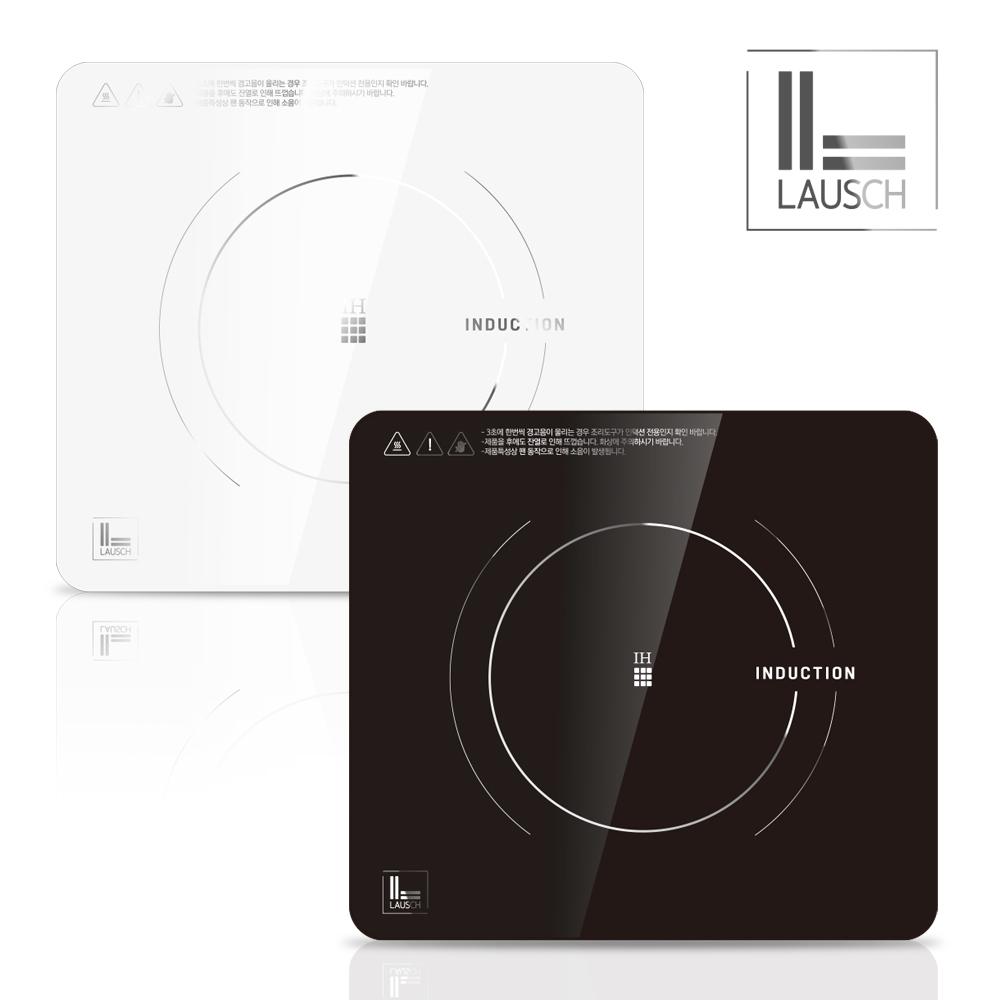 [라우쉬] 원터치 싱글 인덕션 LSID-9000S