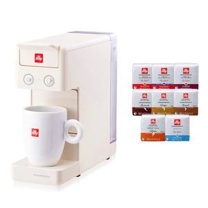 일리 프란시스 Y3.3 커피머신 화이트 + 18캡슐