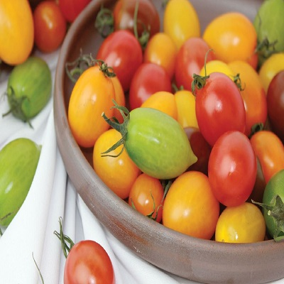 [특가]게르마늄 무농약 컬러방울 토마토 2kg (500g x 4팩) 대표이미지 섬네일