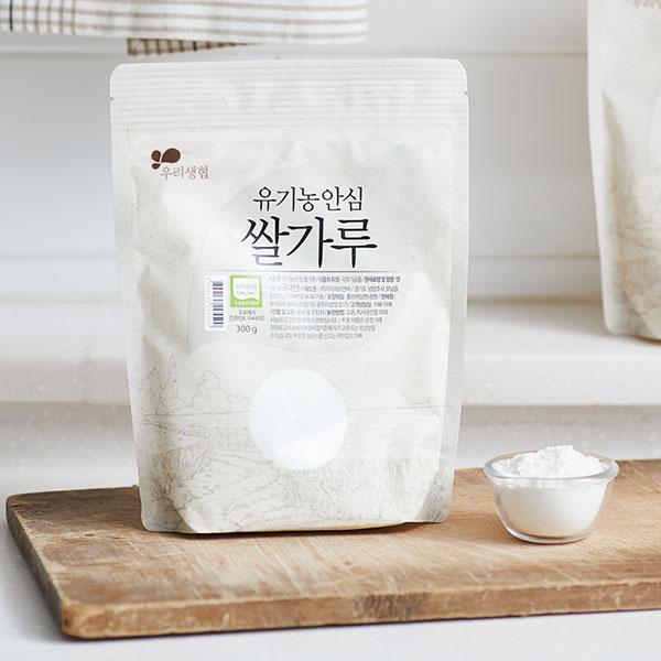 유기농안심 쌀가루(300g) 대표이미지 섬네일