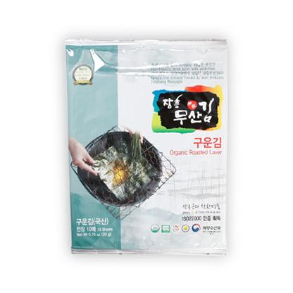장흥 구운김 (10매) 대표이미지 섬네일
