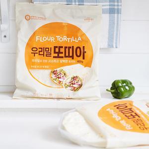 우리밀 또띠아(400g) 대표이미지 섬네일