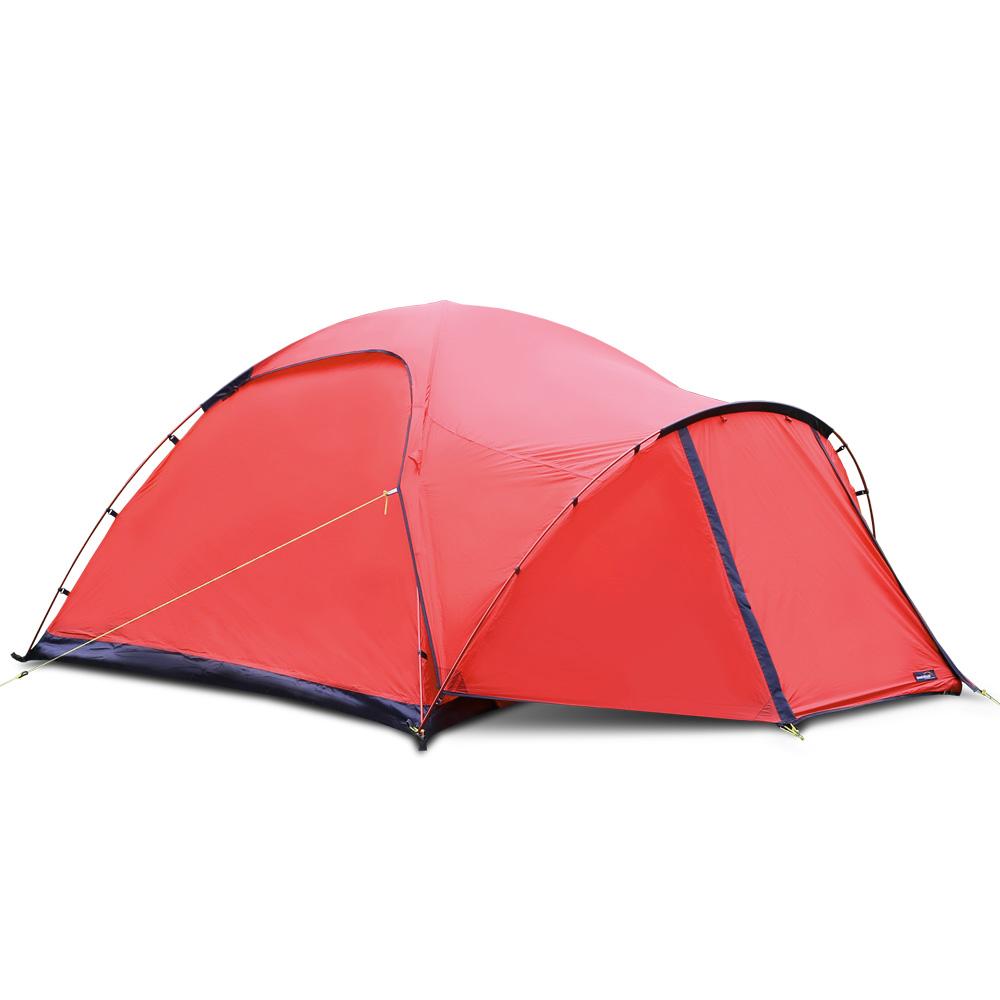 [산들로] 30데니아 다이아몬드 립스탑 3-4인용 캠핑 돔 텐트 SA-OT018