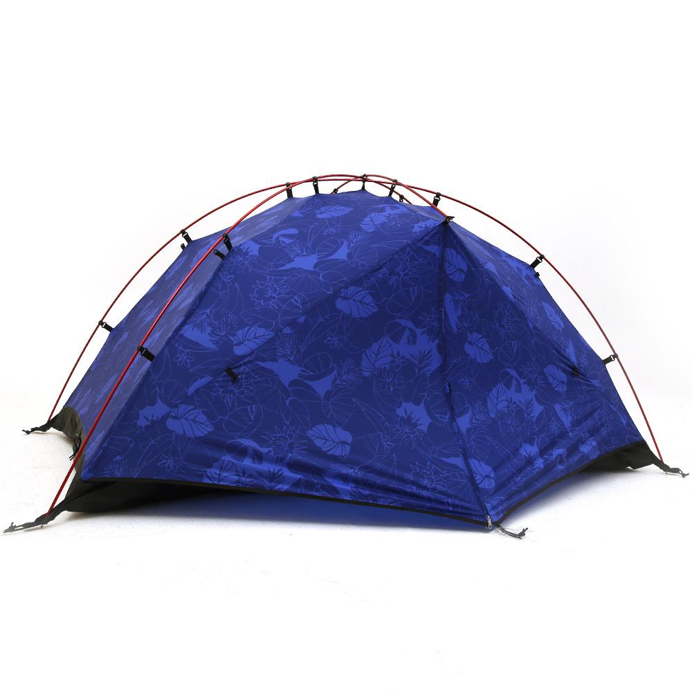 [산들로] 산들로 20데니아 집업 비박 슈퍼라이트팩 텐트 SA-OT017