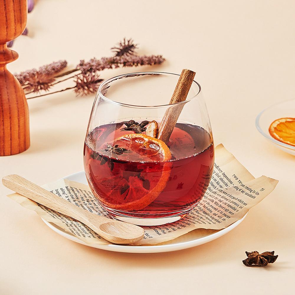 빈토리오 스템리스 와인잔 (손잡이없는 와인글라스, 4개입 세트)
