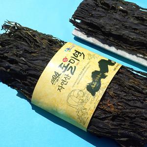 신안명품 흑산도 자연산 돌미역 특품 2줄기 240g (산모용) 대표이미지 섬네일